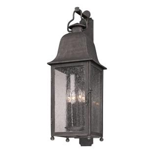 Troy Lighting Larchmont 4-light Large Wall Lantern