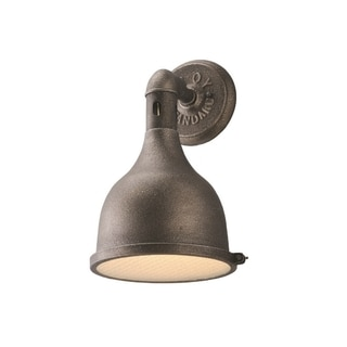 Troy Lighting Telegraph Hill 1-light Small Wall Sconce
