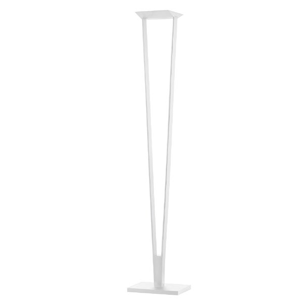 Sonneman Lighting Satin White V LED Torchiere