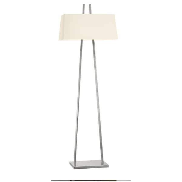 Sonneman Lighting Satin Nickel A Floor Lamp