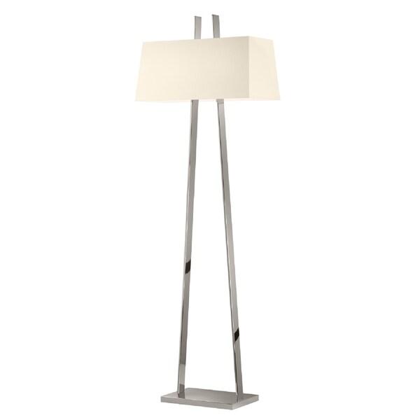 Sonneman Lighting Polished Nickel A Floor Lamp