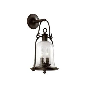 Troy Lighting Owings Mill 2-light Wall Lantern