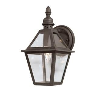 Troy Lighting Townsend 1-light Wall Lantern