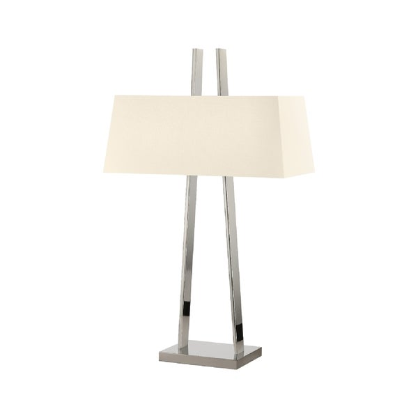 Sonneman Lighting Polished Nickel A Table Lamp