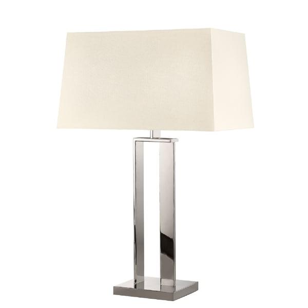 Sonneman Lighting D Polished Nickel Table Lamp