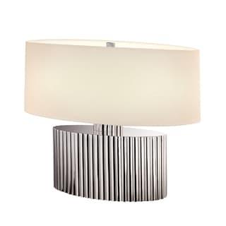 Sonneman Lighting Paramount Oval Table Lamp
