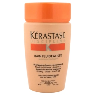 Kerastase Discipline Bain Fluidealiste 2.71-ounce Smooth-in-Motion Shampoo