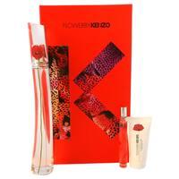Kenzo Flower Women's 3-piece Gift Set