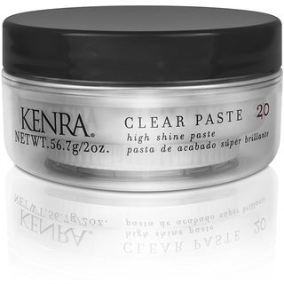 Kenra Clear Paste # 20 High Shine & Flexible 2-ounce Hold Paste