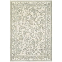 """Couristan Provincia Lakely/ Dew Area Rug - 9'2"""" x 12'5"""""""