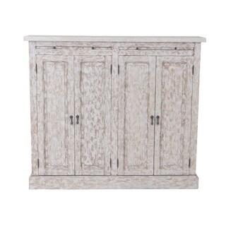 Flagler Rustic Antique Grey Sideboard