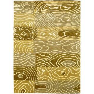 Couristan Pokhara Wood Grain/ Gold-beige Rug (9' x 12')|https://ak1.ostkcdn.com/images/products/10427109/P17525565.jpg?_ostk_perf_=percv&impolicy=medium