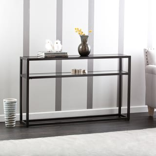Holly & Martin Baldrick Modern Console Table - Black