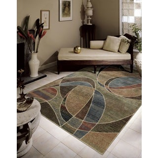 Nourison Expressions Multicolor Accent Rug (2' x 2'9)