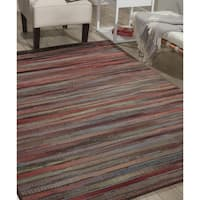 Nourison Expressions Multicolor Runner Rug - 2' x 5'9