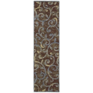 Nourison Expressions Multicolor Runner Rug (2'3 x 8')