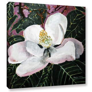 ArtWall Derek Mccrea 'Magnolia' Gallery-wrapped Canvas