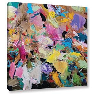 ArtWall Allan Friedlander 'Capri' Gallery-wrapped Canvas