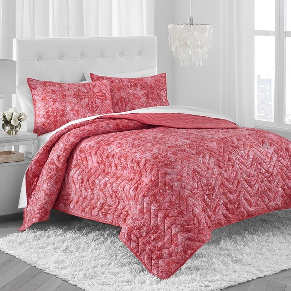 Amy Sia Arcadia 3-piece Quilt Set