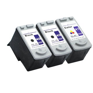 PG-40 CL-41 Compatible Inkjet Cartridge For JX200 MP140 MP150 MP160 MP170 MP180 MP190 MP210 MP450 MP460 MP470 (Pack of 3)
