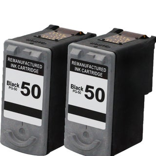 PG-50 Compatible Inkjet Cartridge For MP150/160/170 (Pack of 2)