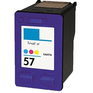 HP C6657 (HP 57) Compatible Inkjet Cartridge For 4110 5510 6100 6110 (Pack of 1)