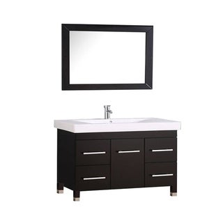 MTD Vanities Greece 36-inch Single Sink Bathroom Vanity Set