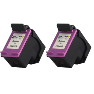 CC644WN (HP 60XL) Compatible Inkjet Cartridge For D1660 D2500 D2530 D2545 D2560 (Pack of 2)