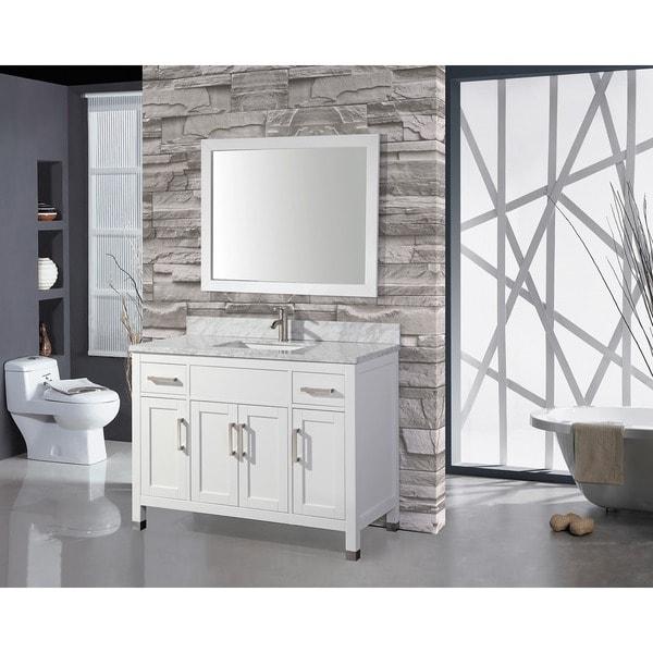 Mtd vanities ricca 60 inch single sink bathroom vanity set - 60 inch bathroom cabinet single sink ...