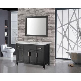 MTD Vanities Ricca 48-inch Single Sink Bathroom Vanity Set