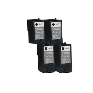Dell M4640 Compatible Inkjet Cartridge FOR 922Dell 924Dell 942Dell 944Dell 946Dell 962Dell 964Dell 922Dell (Pack of 4)