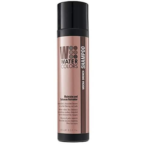 Tressa Watercolors Color Maintenance Mocha 8.5-ounce Drench Shampoo