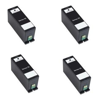 Dell 331-7689 Compatible Inkjet Cartridge FOR V525w V725w (Pack of 4)