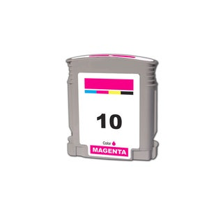 C4843A - Magenta Compatible Inkjet Cartridge For Business InkJet 1000 Business InkJet 1100 Business InkJet 1100d (Pack of 1)