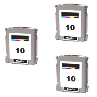 C4844A Compatible Inkjet Cartridge For Business InkJet 1000 Business InkJet 1100 Business InkJet 1100d (Pack of 3)