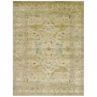 Anatolia NCP 729 Ivory Colored Rug (2'6 x 12')