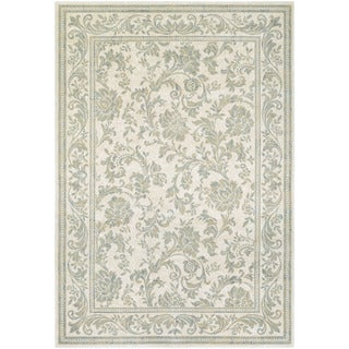 Couristan Provincia Lakely/ Dew Rug (8' x 11')