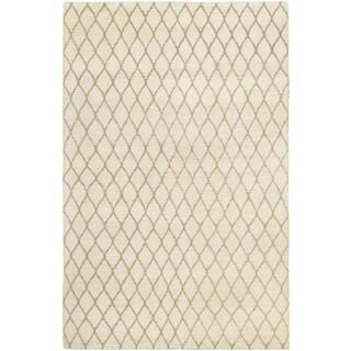 Couristan Retrograde ltyear/ Tan-camel Rug (8' x 11')