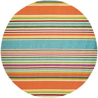 Couristan Covington Sherbet Stripe/ Multi Rug (8')