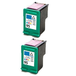 C8766WN (HP 95) Compatible Ink Cartridge For 5740 6520 6540 6620 6830 6840 9800 (Pack of 2)