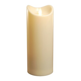 Action Flame 9-inch LED Candle