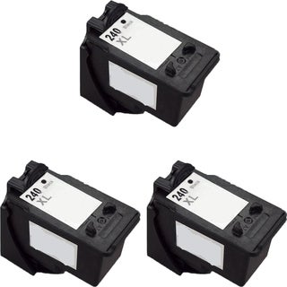 PG-240XL Compatible Inkjet Cartridge For MG3222 MG4120 MG4220 MG3520 MX372 MX392 MX432 MX439 MX452 MX459 MX472 (Pack of 3)