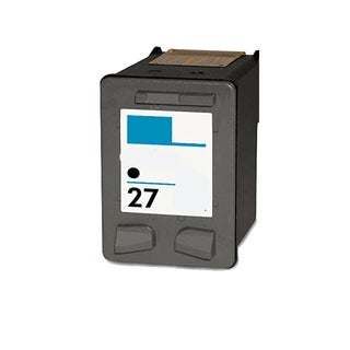 HP C8727A (HP 27) Black Compatible Inkjet Cartridge For 3320 3322 3420 (Pack of 1)