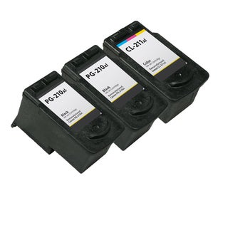 PG211 (2974B002) 2X PG-210 (2974B001) Compatible Inkjet Cartridge For MP250Canon Pixma MP270Canon Pixma MP4959 (Pack of 3)
