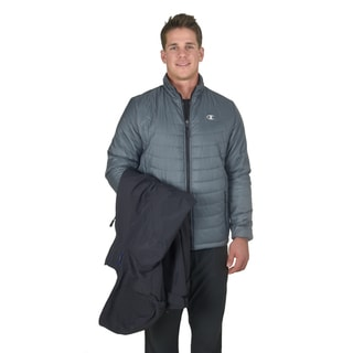 Champion Men's 3-in-1 Systems Big Size Jacket