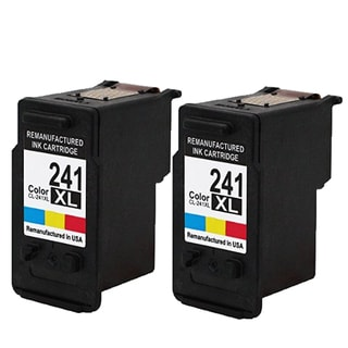 CL-241XL Compatible Inkjet Cartridge For MG3222 MG4120 MG4220 MG3520 MX372 MX392 MX432 MX439 MX452 MX459 MX472 (Pack of 2)
