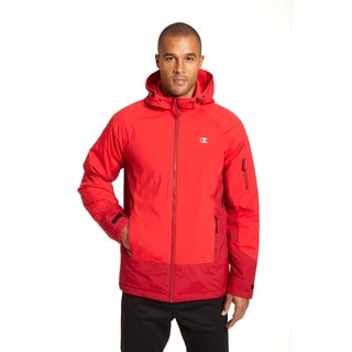 Champion Men's Insulated Hooded Ski Jacket (Big Sizes)