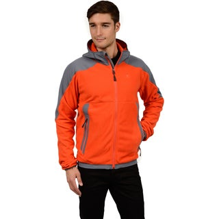 Champion Men's Big and Tall versatile zip front hoody (Big Sizes)