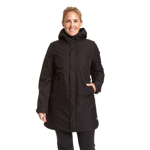 Champion Women's Plus 3/ 4 length 3-in-1 Systems Jacket