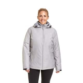 Champion Women's Plus 3-in-1 systems jacket|https://ak1.ostkcdn.com/images/products/10428926/P17527286.jpg?impolicy=medium